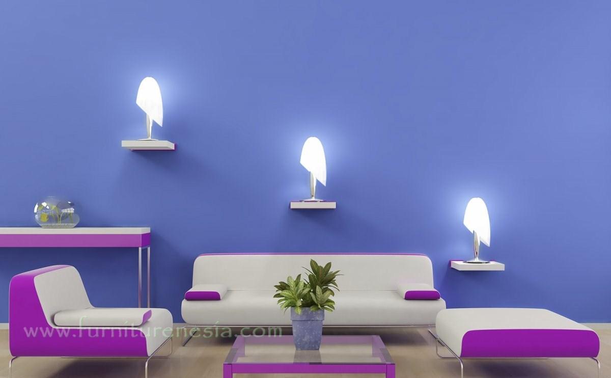 Contoh Warna Cat Dinding Tembok Rumah Minimalis Modern
